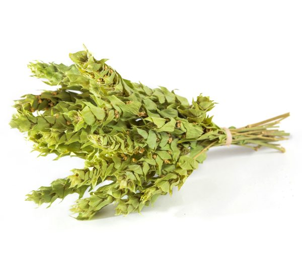 Organic Greek Mountain tea - OROS Hellenic Organic Herb Cultivations